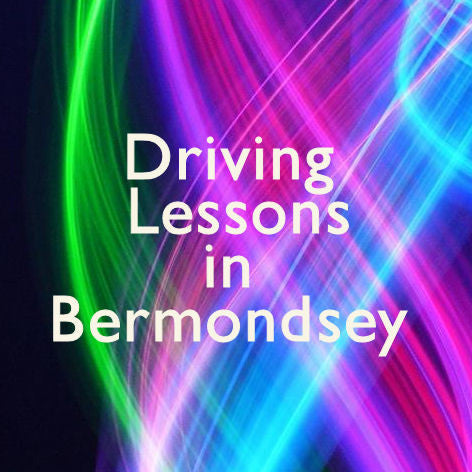 Bermondsey Driving Lessons Manual