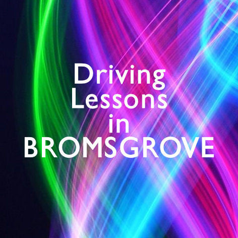 Bromsgrove Driving Lessons Manual