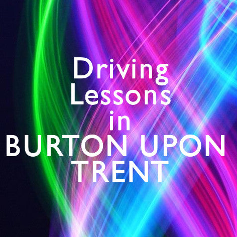 Burton Upon Trent Driving Lessons Manual