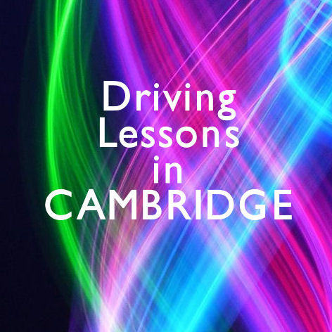 Cambridge Driving Lessons Manual
