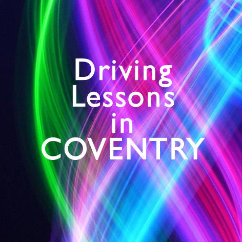 Coventry Driving Lessons Manual