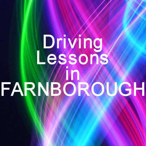 Farnborough Driving Lessons Automatic