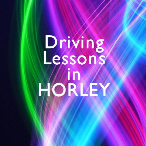 Horley Driving Lessons Manual
