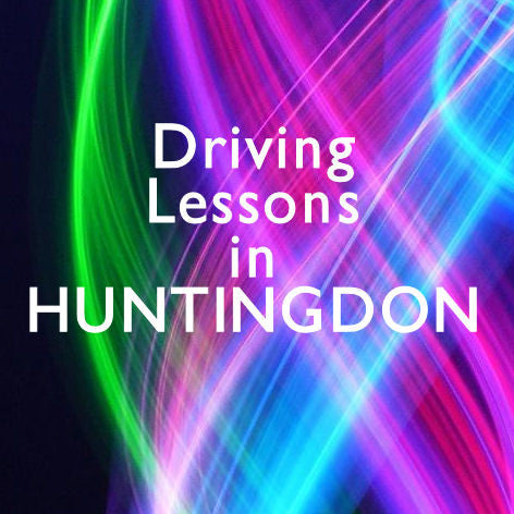 Huntingdon Driving Lessons Manual