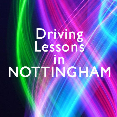 Nottingham Driving Lessons Manual