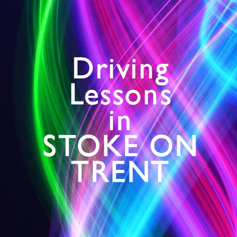 Stoke on Trent Driving Lessons Manual