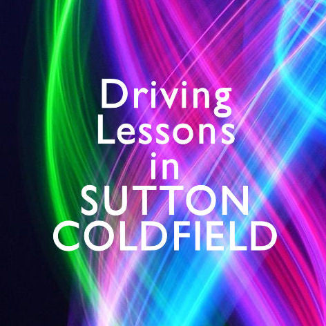 Sutton Coldfield Driving Lessons Manual