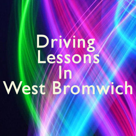 West Bromwich Driving Lessons Manual