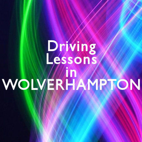 Wolverhampton Driving Lessons Manual