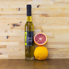 Extra Virgin Olive Oil with Blood Orange