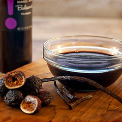 Vanilla Fig Barrel Aged Balsamic Vinegar