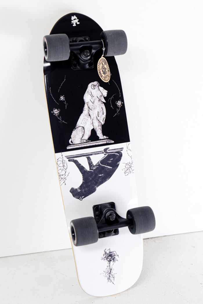 Monstercat x Landyachtz Solstice Cruiser Board
