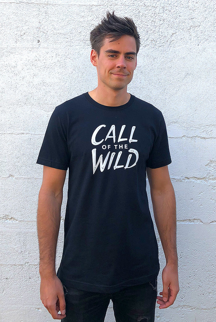 Call of the Wild Logo Tee