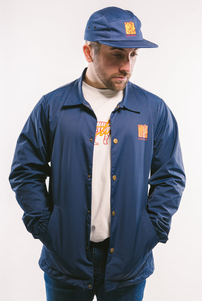 Instinct Vol. 4 Canopy Coach Jacket