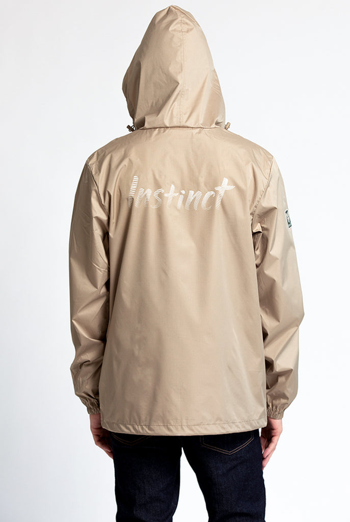 Instinct Vol. 3 Elevation Zip Jacket