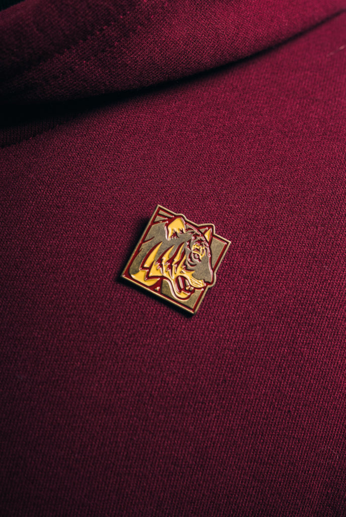 Instinct Vol. 4 Tigris Enamel Pin