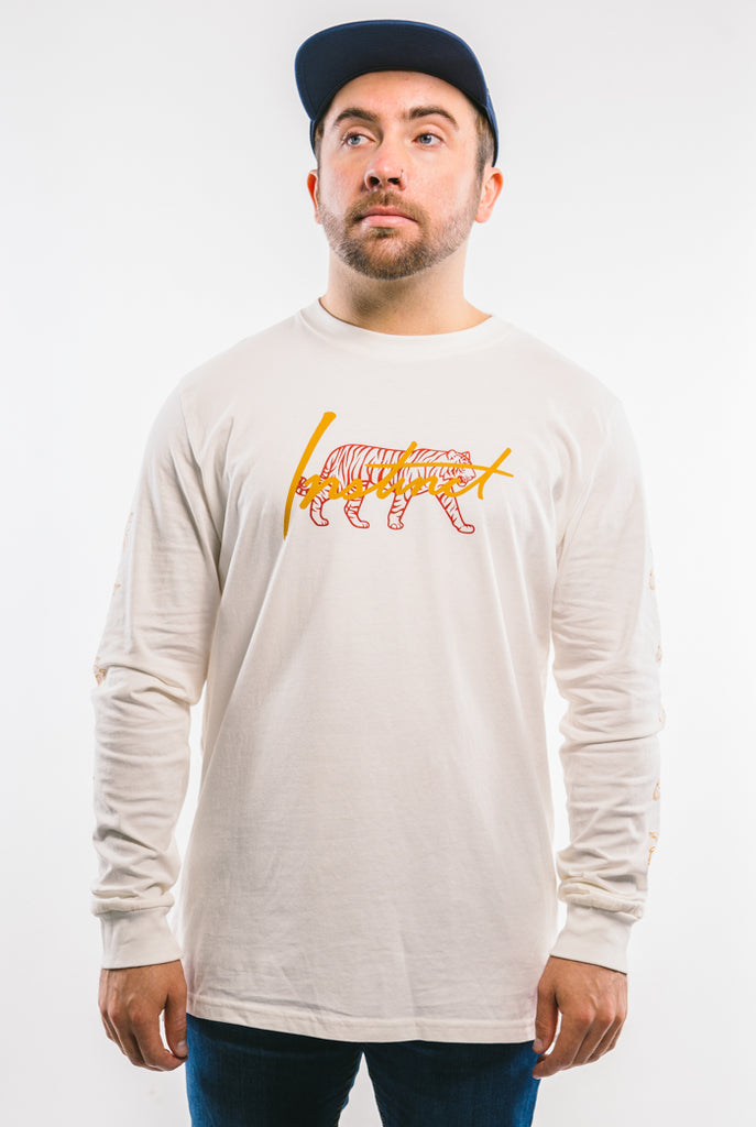 Instinct Vol. 4 Plume Long-Sleeve Tee
