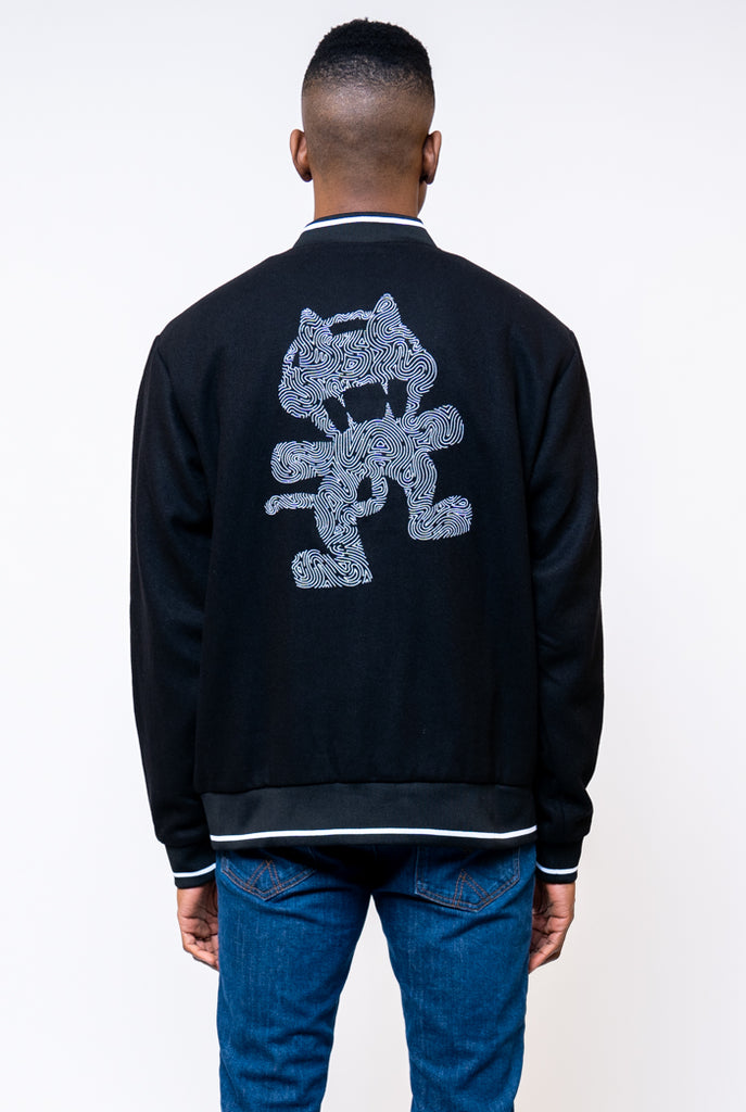 Cornerstone Imprint Varsity Jacket