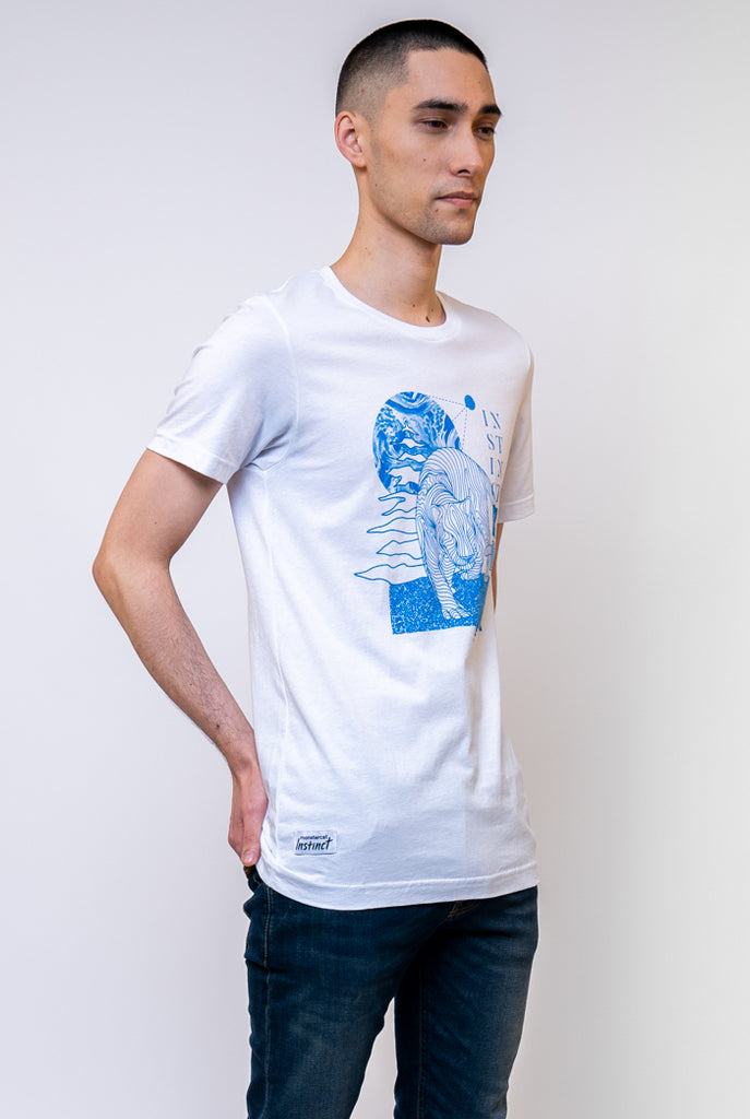 Instinct Vol. 2 Risograph T-Shirt