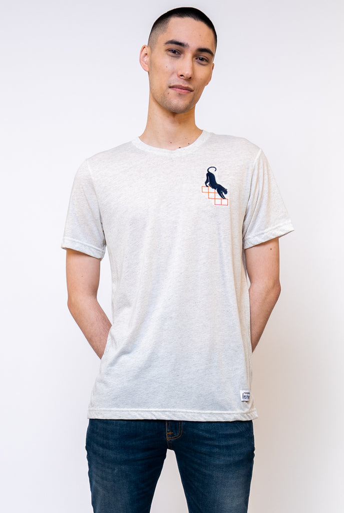 Instinct Vol. 1 Silhouette Embroidered Tee