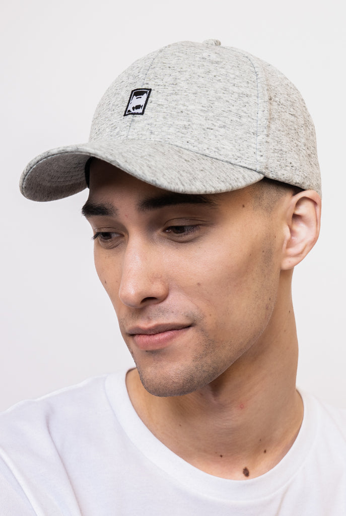 Box Logo Structured Strapback Hat