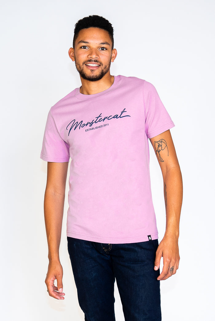 Mens Monstercat Script T-Shirt