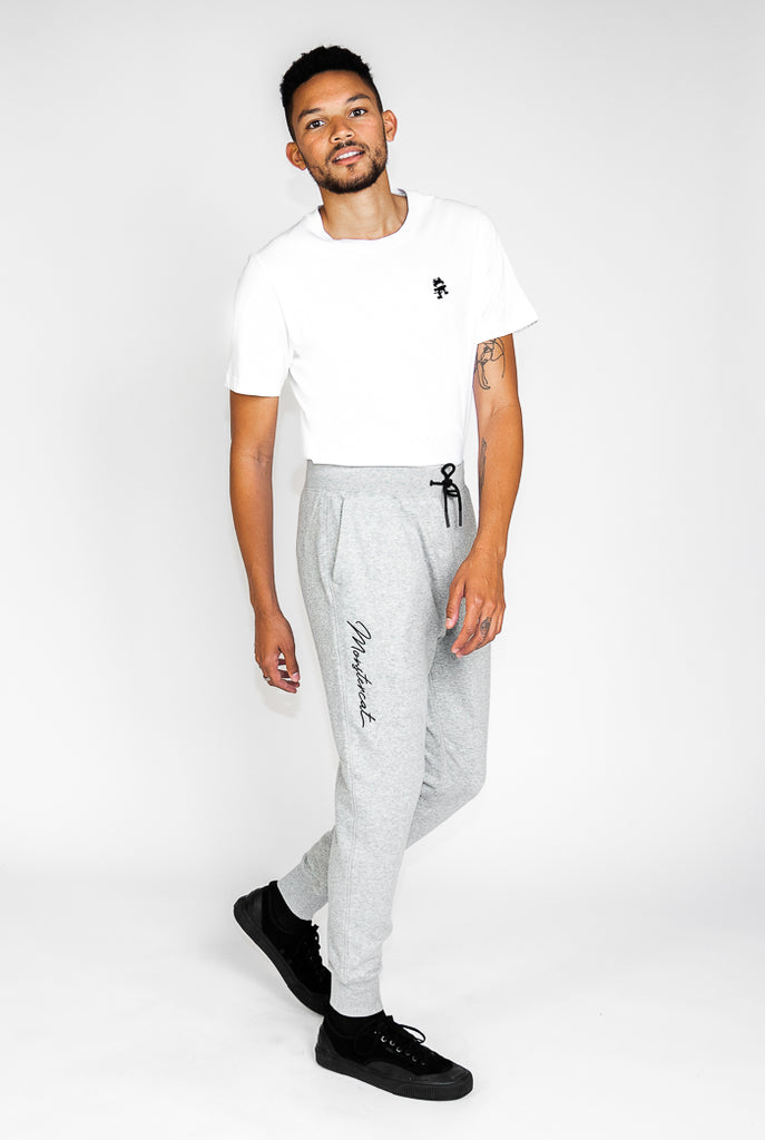 Mens Monstercat Script Sweatpant