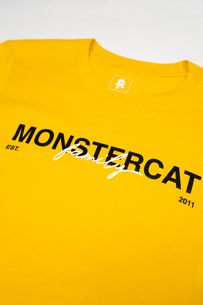 Monstercat Family Hi-Lo Longsleeve T-Shirt