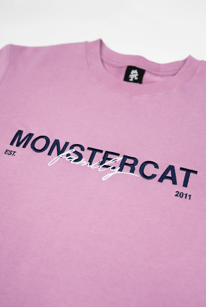 Monstercat Family Crew Sweatshirt
