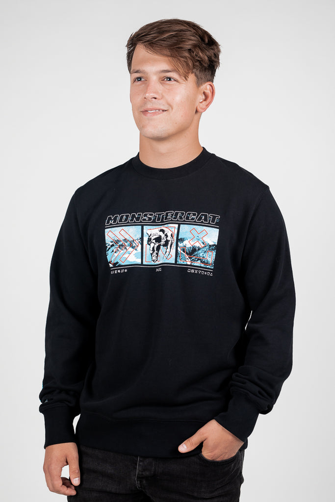 Uncaged Vol. 10 Crew Sweatshirt