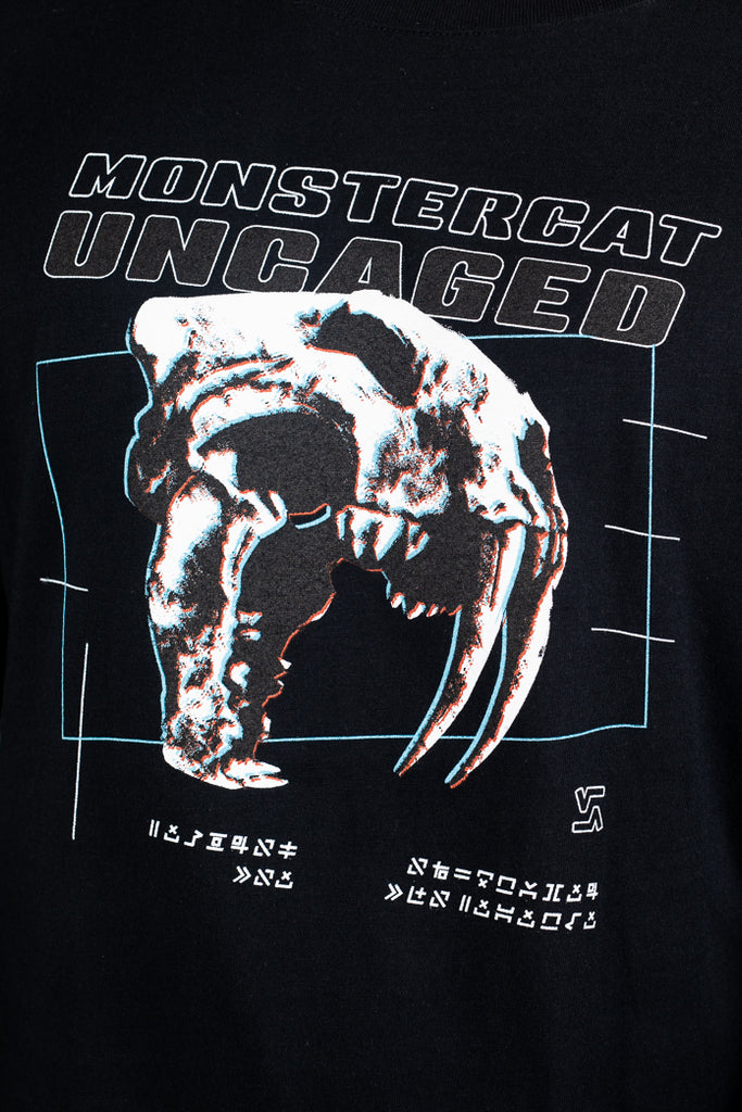 Uncaged Vol. 10 Hi-Lo Longsleeve T-Shirt