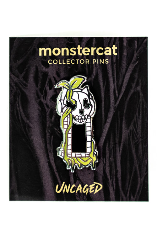 Uncaged Vol. 8 Enamel Pin