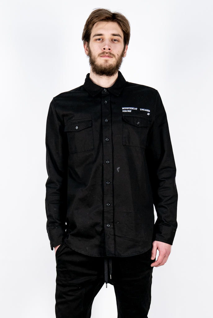 Uncaged Vol. 8 Threshold Overshirt