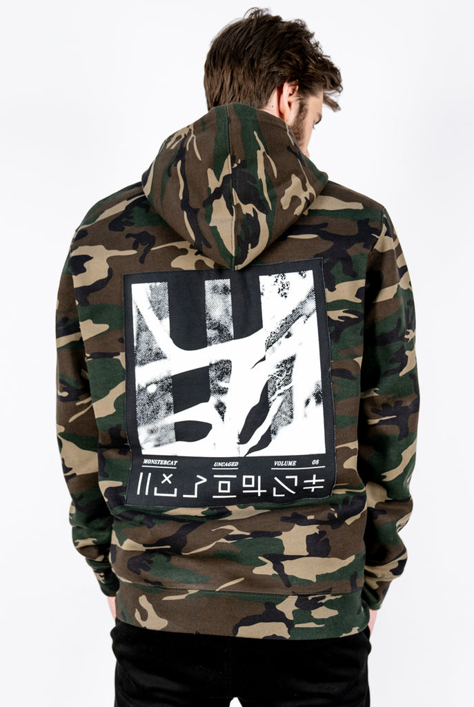 Uncaged Vol. 8 Obscure Hoodie