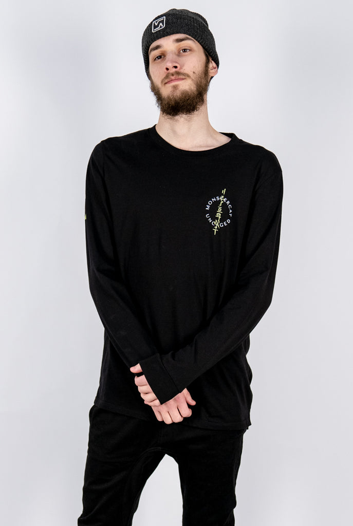 Uncaged Vol. 8 Portal Long-Sleeve Tee