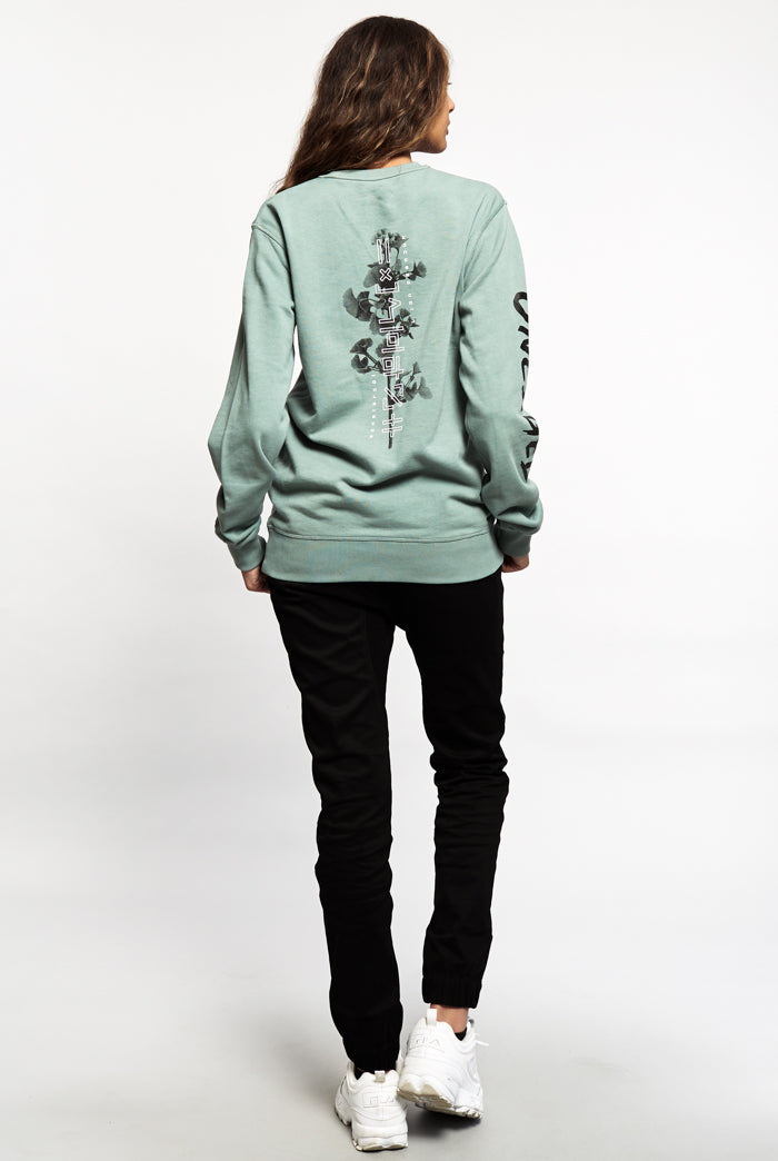 Uncaged Vol. 7 Montage Crewneck Sweater