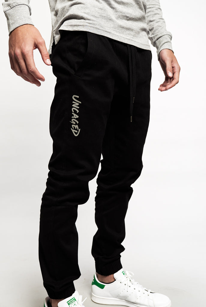Uncaged Vol. 7 Nocturnal Joggers