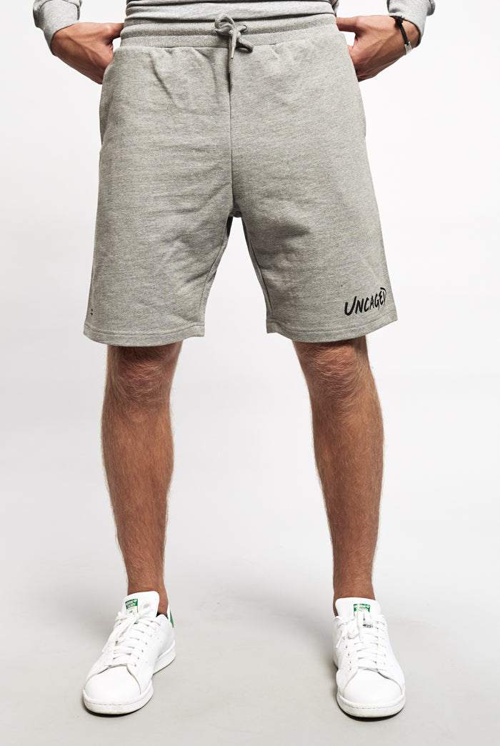 Uncaged Vol. 7 Graphite Sweat Shorts