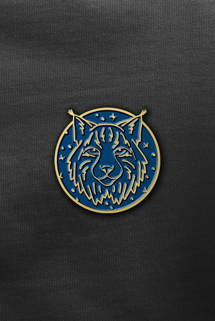 Instinct Vol. 6 Enamel Pin