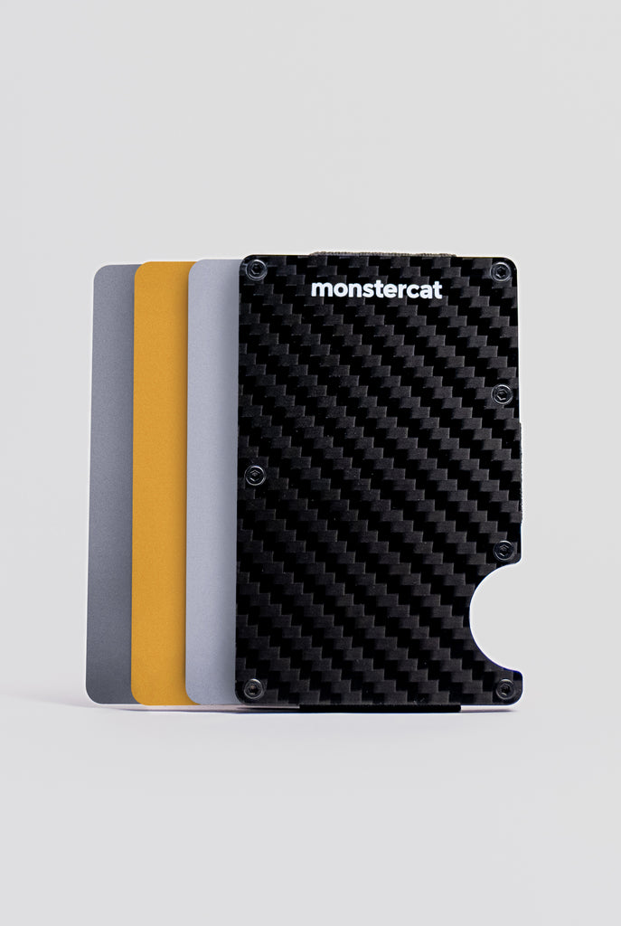 Monstercat Card Holder