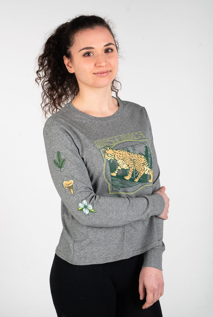 Instinct Vol. 7 Womens Longsleeve T-Shirt