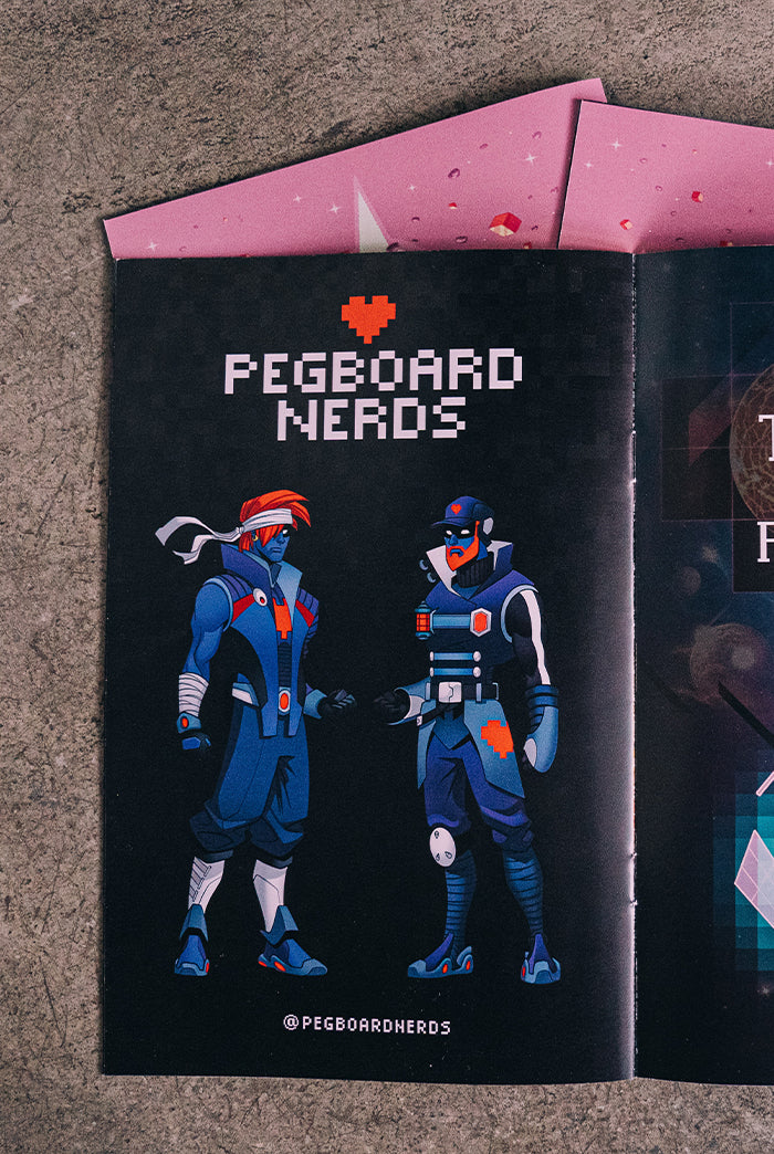 Pegboard Nerds - Heart of the Universe: Vol. 1