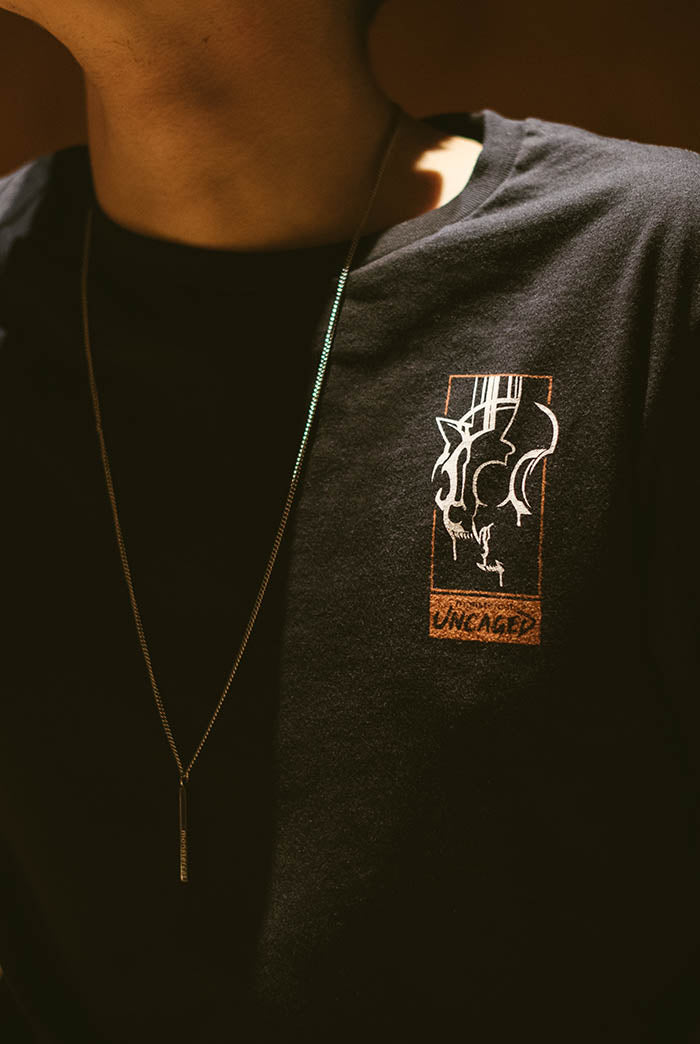 Uncaged Vol. 6 Signal Long Sleeve T-Shirt