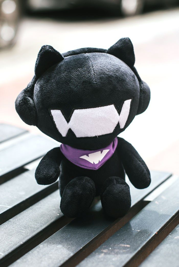 Monstercat Plushie
