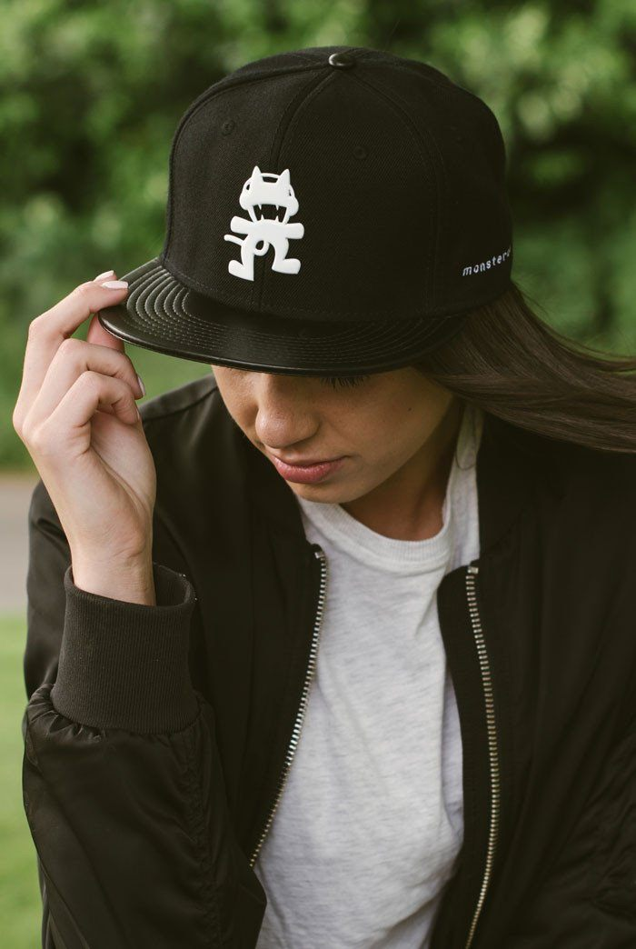 Monstercat Snapback Model