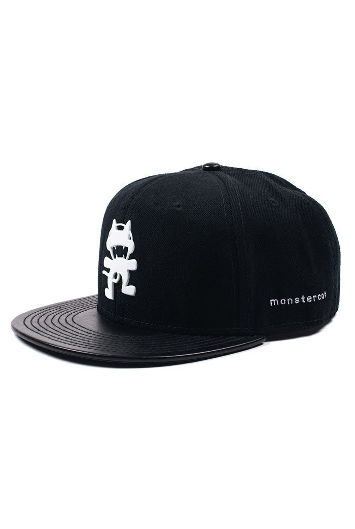 Monstercat Snapback Side