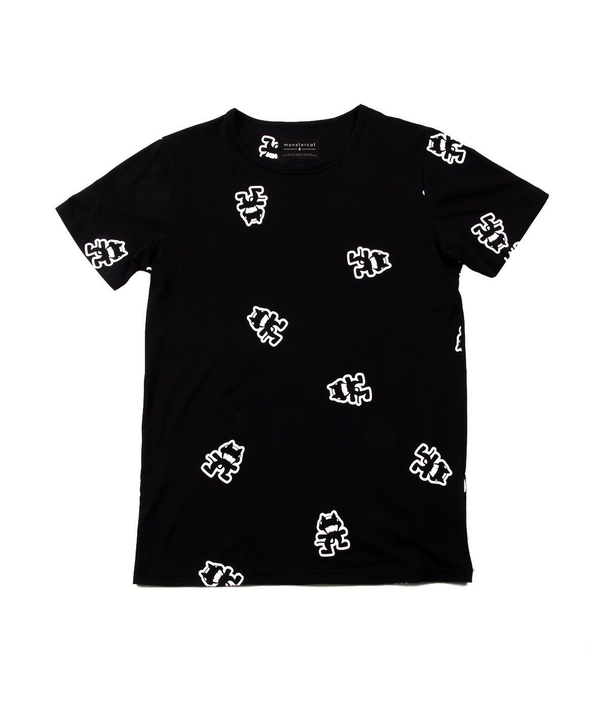 Monstercat Railtown T-Shirt Black Front