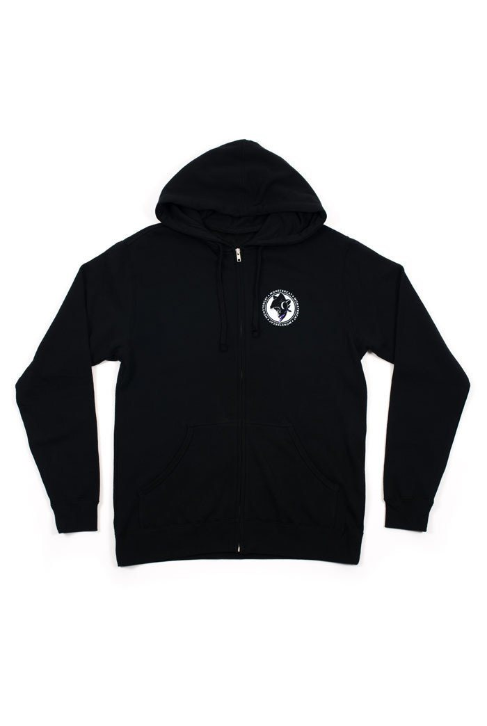 Monstercat Uncaged Hoodie Front