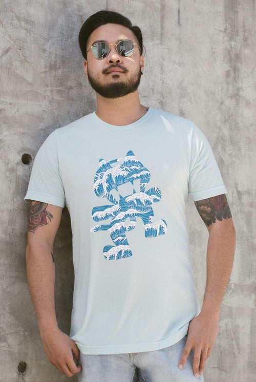 Great Wave Logo Tee