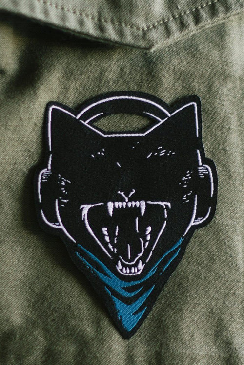 Uncaged 02 Woven Patch